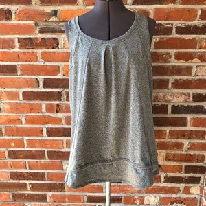 Weatherproof 32 Degrees Cool Active Tank Gray 2X